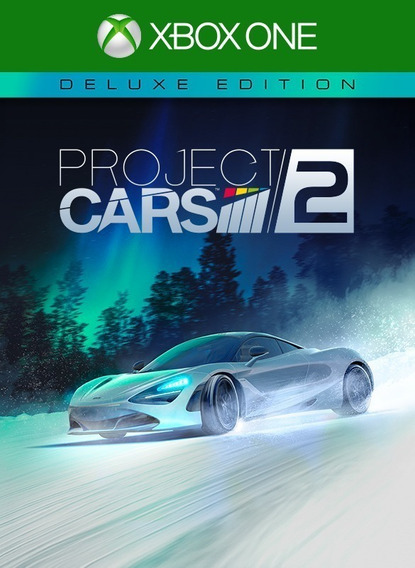 Project Cars 2 Deluxe Edition - Xbox One - Midia Digital Online + Brinde