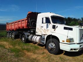 Conj. Volvo Nl12 360 1997 + Basc. Randon 20m³ 2003