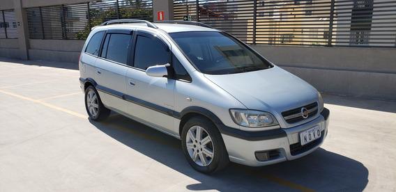 Chevrolet Zafira Elegance Automática Completa 2012