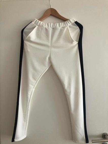 Pantalon Babucha Elastizado No Jazmin Chebar Ginebra Sarkany