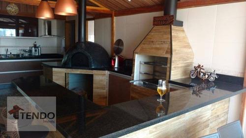 Imagem 1 de 30 de Imob01 - Apartamento 140 M2 - 3 Dormitórios - 1 Suíte - Paraíso - Santo André. - Co0022
