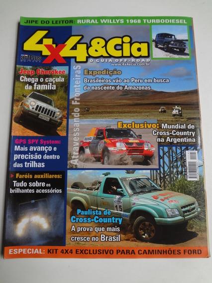 Revista 4 X 4 E Cia Ano. 12 N° 141