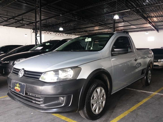 Vw Saveiro 1.6 Cab. Simples Total Flex 2014