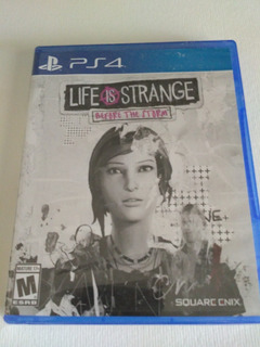 Life Is Strange Before The Storm Ps4 Nuevo Fisico Sellado