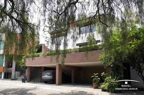 Hermosa Casa Estilo Moderno Con Toques Mexicanos, Cav-3794