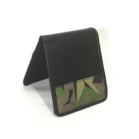 Carteira Masculina Puma Militar Pm03 | Com Caixa Metálica