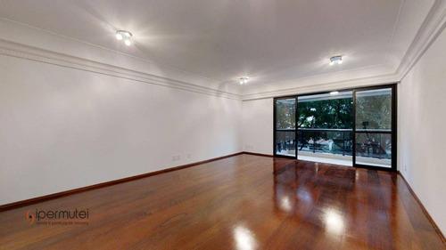 Ótimo Apartamento Com 3 Dormitórios À Venda, 170 M² - Vila Leopoldina - São Paulo/sp - Ap1515