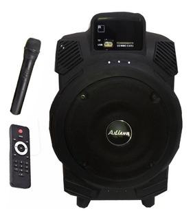 Parlante Bluetooth Recargable 25w Usb Sd + Mic Inalambrico