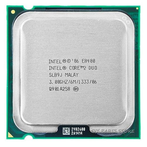 Processador Intel Core 2 Duo E8400 3.0ghz Lga 775