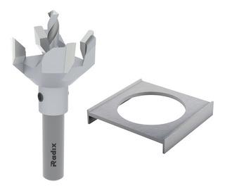 Broca Para Aluminio 35mm G23 233500a.05 Radix