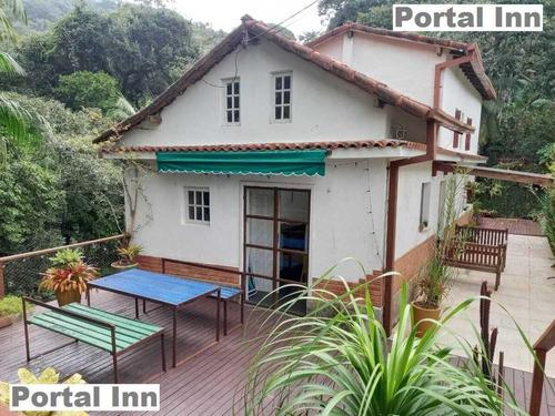 Imagem 1 de 15 de Casa Em Condomínio Para Venda Em Teresópolis, Carlos Guinle, 2 Dormitórios, 1 Suíte, 2 Banheiros, 2 Vagas - 5041_2-858790
