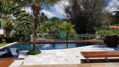 Casa À Venda, 841 M² Por R$ 6.200.000,00 - Residencial Tamboré - Barueri/sp - Ca1556