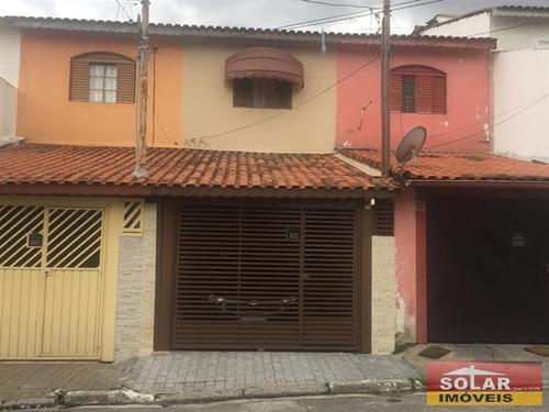 Imagem 1 de 16 de Sobrado Burgo Paulista São Paulo/sp - 12286
