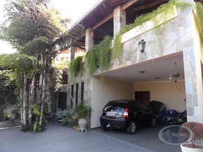 Casa Com 3 Dormitórios À Venda, 320 M² Por R$ 890.000 - Ribeirânia - Ribeirão Preto/sp - Ca1064