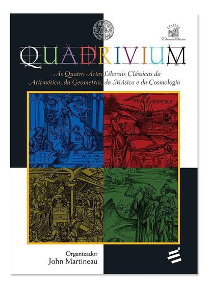Livro Quadrivium - John Martineau