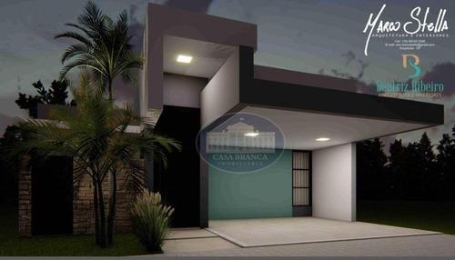 Imagem 1 de 17 de Casa No Residencial Vila Madalena! - Ca1782