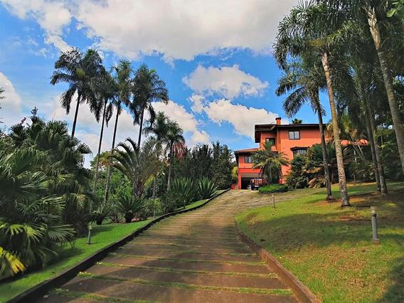 Casa À Venda Em Condomínio Vale Da Santa Fé - Ca006979