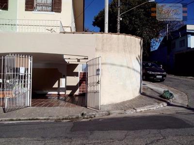 Casa Para Locação, Vl Pe. Barreto-sp - Ca0248