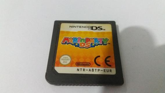 Mario Party Nds Original (frete R$:12,00)