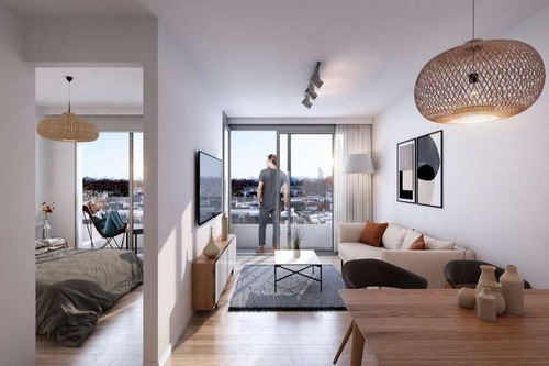 Venta Apartamento 1 Dormitorio Smart Point Tres Cruces