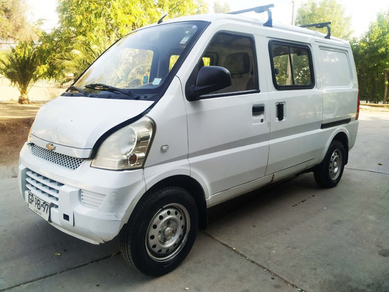 Chevrolet N300 Max Van 1.2 2014