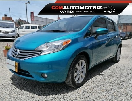 Nissan Note Advance Id 38395 Modelo 2017