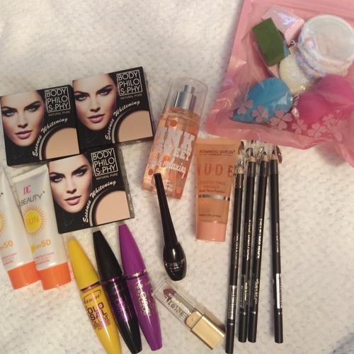 Mini Cajas De Maquillaje Para Emprendedores. 10vds 17product