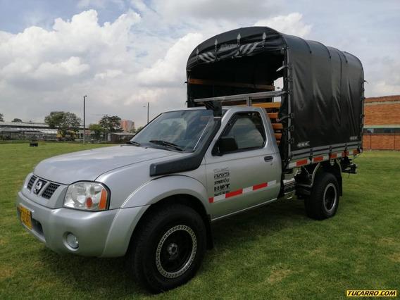 Nissan Frontier Np300 3000 4x4 Dsl