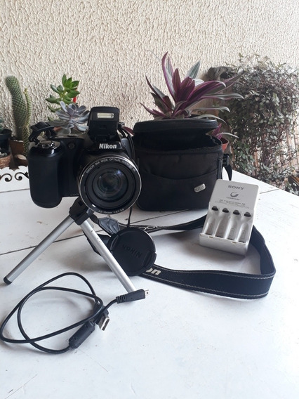 Câmera Nikon Coolpix L810 Udada