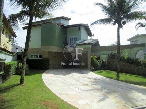Casa Residencial À Venda, Acapulco, Guarujá. - Ca2628
