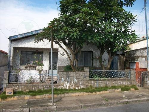 Terreno Em Vila Brasílio Machado  -  São Paulo - 598
