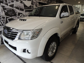 Toyota Hilux 3.0 Cd Srv Cuero 4x4 5at - A4