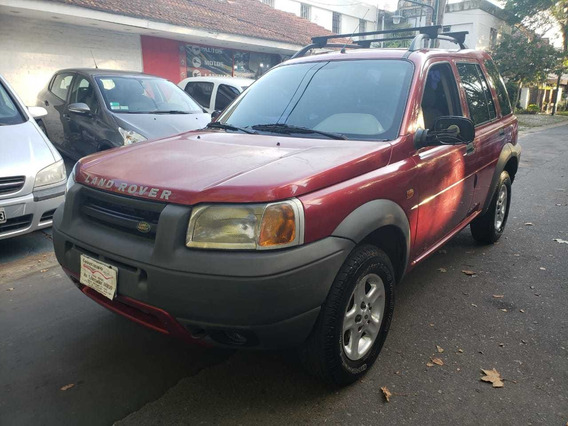 Land Rover Freelander 2.0d, Anticipo Mas Cuotas, Financio