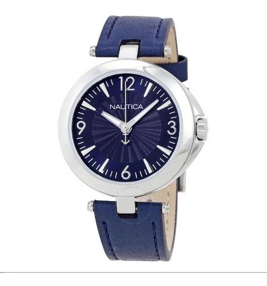 Relógio Nautica Nad09515l Original Lançamento!