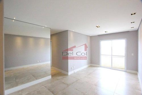 Apartamento Com 3 Dormitórios À Venda, 72 M² Por R$ 385.000,00 - Jardins De Bragança - Bragança Paulista/sp - Ap0091