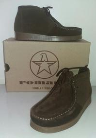 6e39fb92 Zapato Botin Dama Caballero Unisex Marca Romano Originales