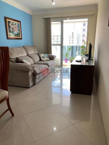 Apartamento Lindo Na Água Rasa  - Af22290