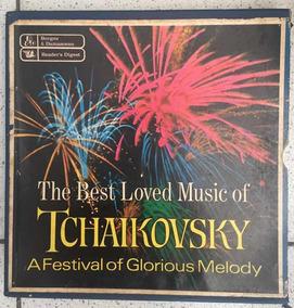 Lp Box Tchaikovsky - 10 Lps