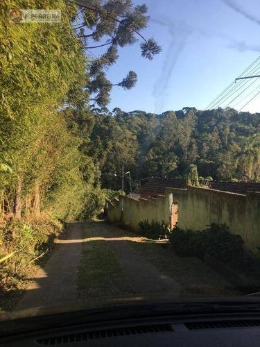Chácara À Venda, 190000 M² Por R$ 5.000.000,00 - Jardim São Marcos - Itapecerica Da Serra/sp - Ch0067