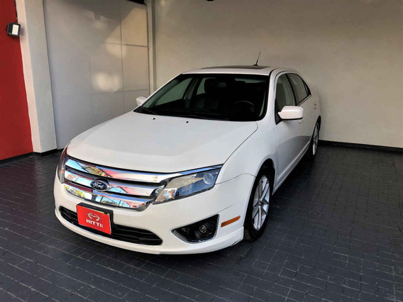 Ford Fusion 2010 4p Sel V6 Aut Ford Interactive System