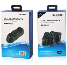 Ps4 Controlador Dual Usb De Carregamento Docking Station Car