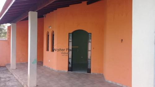 Casa A Venda No Bairro Cibratel Ll Em Itanhaém - Sp.  - Wcp332-1