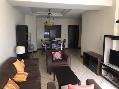 Imagen 1 de 8 de Apartamento En Renta Amueblado Zona 10