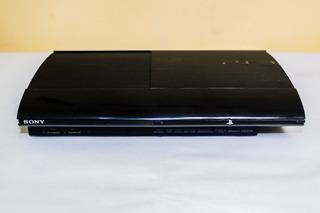 Playstation 3 Super Slim 250gb Con 15 Juegos