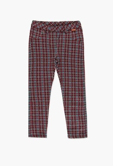 Pantalón Felpa Elástica De Niña Boboli
