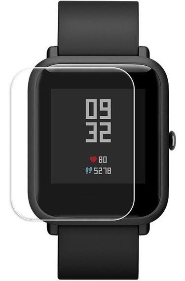 Película Gel Xiaomi Amazfit Bip / Bip Lite Frete R$14