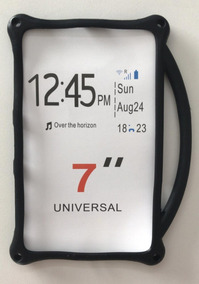 Capa Silicone Flexível Tablet Universal 7 Polegadas