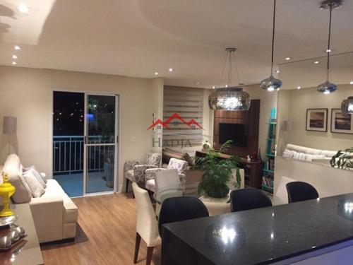 Lindíssimo Apartamento Condomínio Practice Na Rua Do Retiro Em Jundiaí Sp. - Ap00012 - 4922784