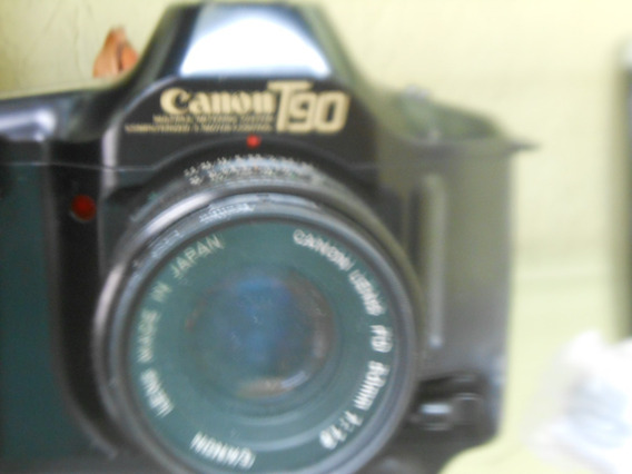 Camera Analogica Canon T-90