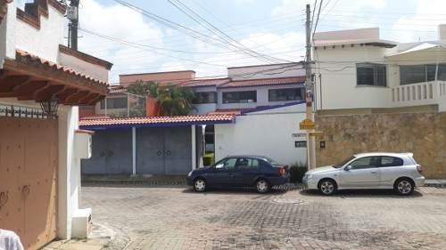 Casa En Fraccionamiento En Lomas De Atzingo / Cuernavaca - Vem-770-fr